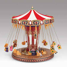 musical carousel collectible boxes mr carousels