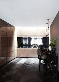 Penthouse Design Luxury Penthouse Design In London Infused With Impressive Dark