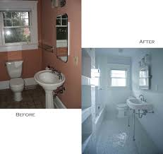 heirloom design build craftsman bathroom renovation