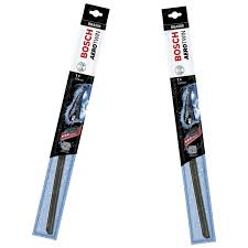 front pair bosch aerotwin wiper blades for au ba bf falcon fairla