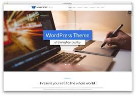 the most popular premium wordpress themes of 2017 colorlib