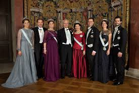 happy new year from the swedish royal family