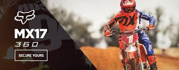 fox motocross australia fox 2017 motocross gear collection mx store