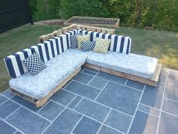 Pallets Patio Furniture by Cushions For Pallet Furniture Home Design Photo Gallery