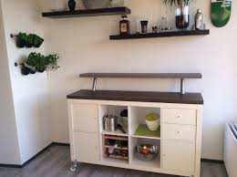 Ikea Kitchen Cabinet Hacks Home Bar Inspired By Ikea Expedit Series Diy Home Diy