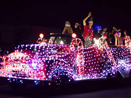 join abc15 at aps fiesta of light electric light parade in central