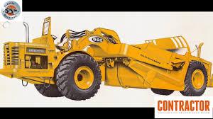 classic machines the allis chalmers 562 scraper youtube