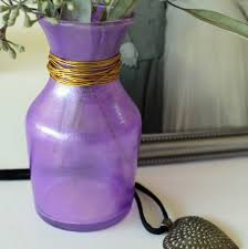radiant orchid inspiration homemade glass paint hometalk