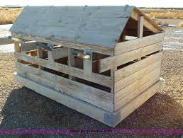 Calf Hutch Tractor Supply 26 Wood Calf Hutches Item J8317 Sold February 19 Blis
