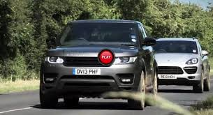 porsche cayenne or range rover sport how does the range rover sport compare against the porsche cayenne