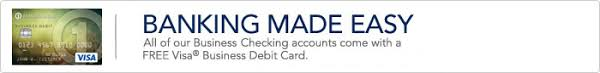 Business Debit Card Agreement Business Checking Accounts First National Bank
