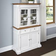 Oak Buffet And Hutch by Home Styles Americana Buffet And Hutch Hayneedle