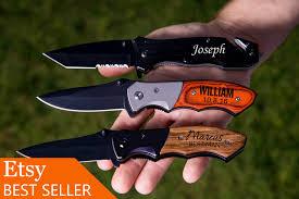Groomsmen Knives Engraved Groomsmen Gift Pocket Knife Hunting Knife Gift For Men