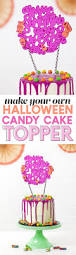 halloween cake decorating supplies gimme something good to eat candy cake topper u0026 introducing fresh