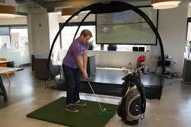 optishot2 golf simulator review digital trends