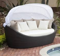Resort Style Patio Furniture Hamptons Resort Style Outdoor Daybed