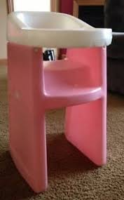 Little Tikes High Chair Vintage Retired Little Tikes Beauty Salon W Swivel Chair 2