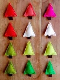 25 felt crafts for christmas allfreechristmascrafts com