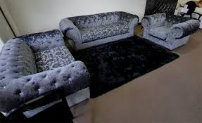 couch and ottoman set grey sofa set with ottoman home the honoroak