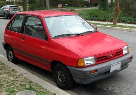 1990 ford festiva partsopen