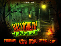 vgjunk halloween trick or treat pc