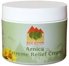 arnica cream natural pain relief natural remedies