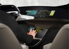 bmw supercar interior bmw thinks your car interior will look like this in five years