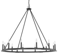 capital lighting 4912 000 pearson 12 light chandelier