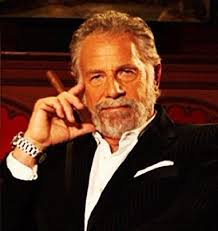 Most Interesting Man Meme Generator - most interesting man in the world with cigar meme generator