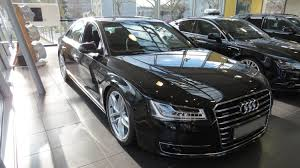 black audi a8 3 0t quattro tiptronic on black images tractor