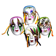 where can i buy mardi gras masks mardi gras masks set of two