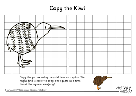 kiwi worksheet