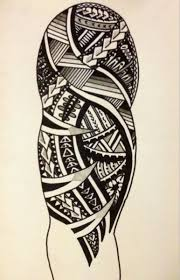 polynesian tattoo sleeve stencils best tattoo 2017