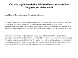 Call Center Supervisor Job Description Resume by Call Center Floor Management Customer Service Call Center