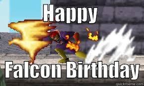 Falcon Punch Meme - falcon punch quickmeme