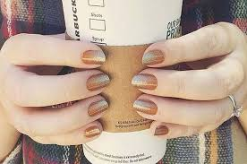 18 glorious nail art designs for fall