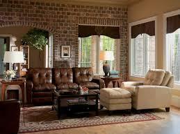 Flexsteel Leather Sofa Flexsteel Living Room Leather Sofa 1644 31 Flemington Department