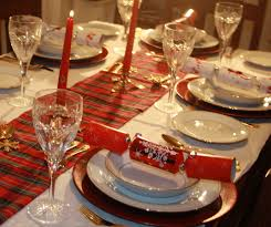 Christmas Table Setting Ideas by Christmas Table Settings Home Planning Ideas 2017