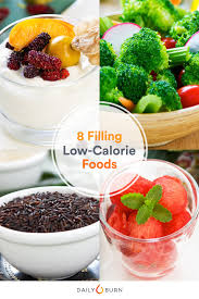 8 low calorie foods that will fill you up
