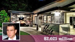 buyer snags actor vinnie jones u0027 hollywood hills home for 2