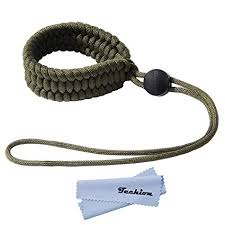 paracord braided bracelet images Techion braided 550 paracord adjustable camera wrist jpg