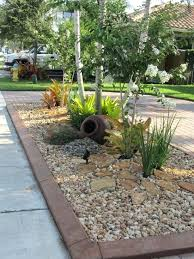 Rock Gardening Rock Garden Ideas For Front Yard Amazing Landscaping Ideas With