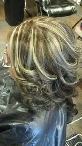 how to do lowlights with gray hair white grey hair on pinterest grey hair gray hair and blonde