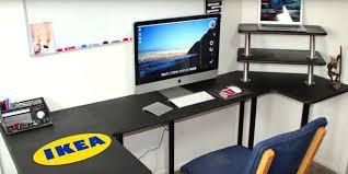 Ikea Computer Desks Uk Ikea Workstation Desk Computer Desks Uk Small Home Design Ideas