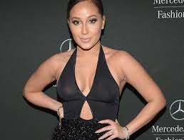 adrienne bailon removes her kardashian tattoo celebrity tattoo