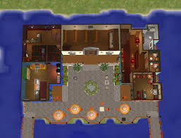 mod the sims venice town square