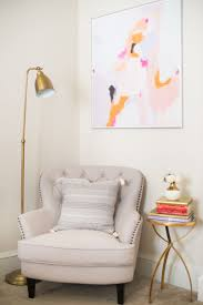Reading Nook Chair by Heloise Mckee U0027s Washington D C Apartment Tour The Everygirl