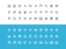 5 pro and free icon sets notes on design