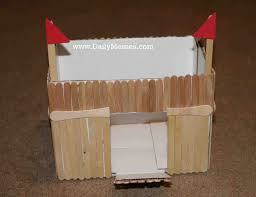 easy christmas crafts forts cheminee website