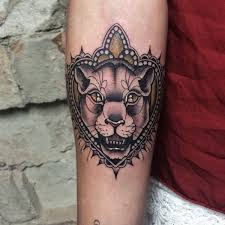 100 lion tattoos for females shoulder tattoos lion king